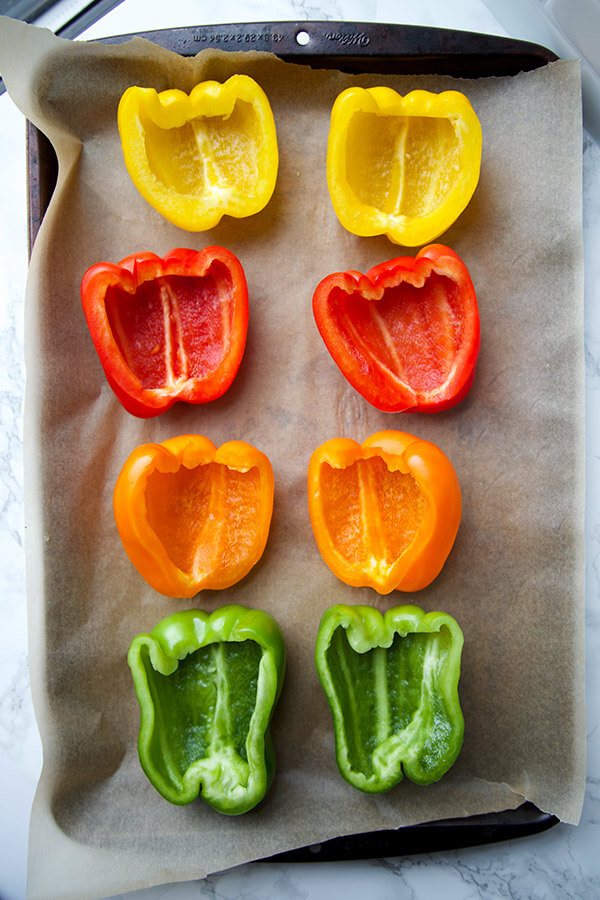 cut-peppers