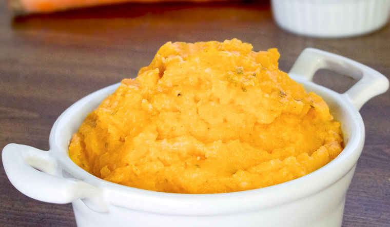 sweet potato squash