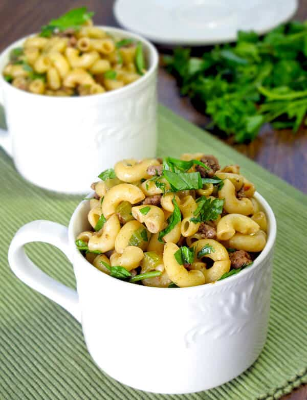how to cook macaroni chinese style