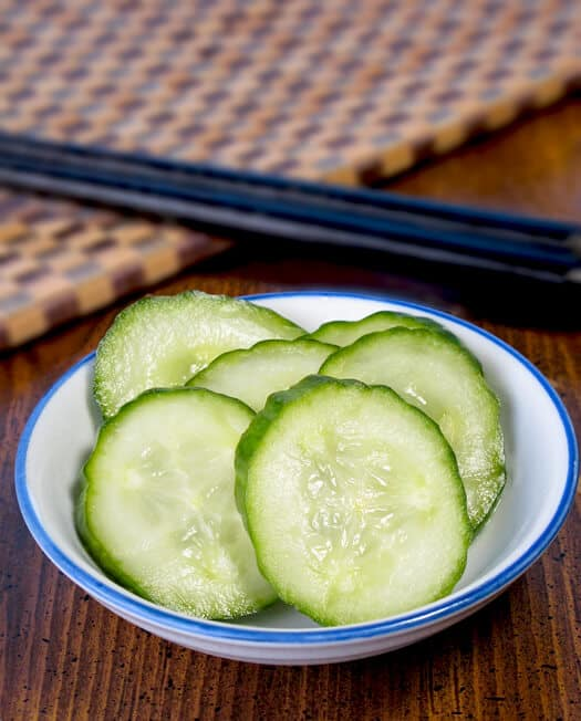 cucumber pickles are a quick and delicious addition to sandwiches ...