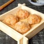 Asian ginger shrimp balls