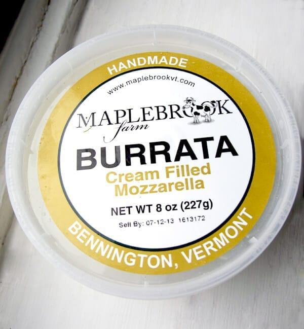 buratta cheese