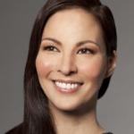 makeup tips Caroline Caron model