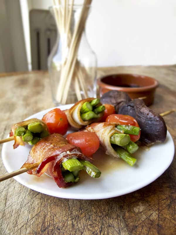 aspara bacon アスパラ ベ-コン