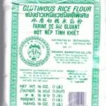 Dango - rice flour