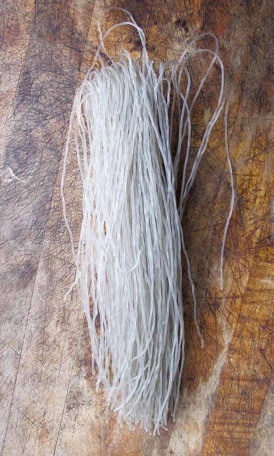 dry potato noodles