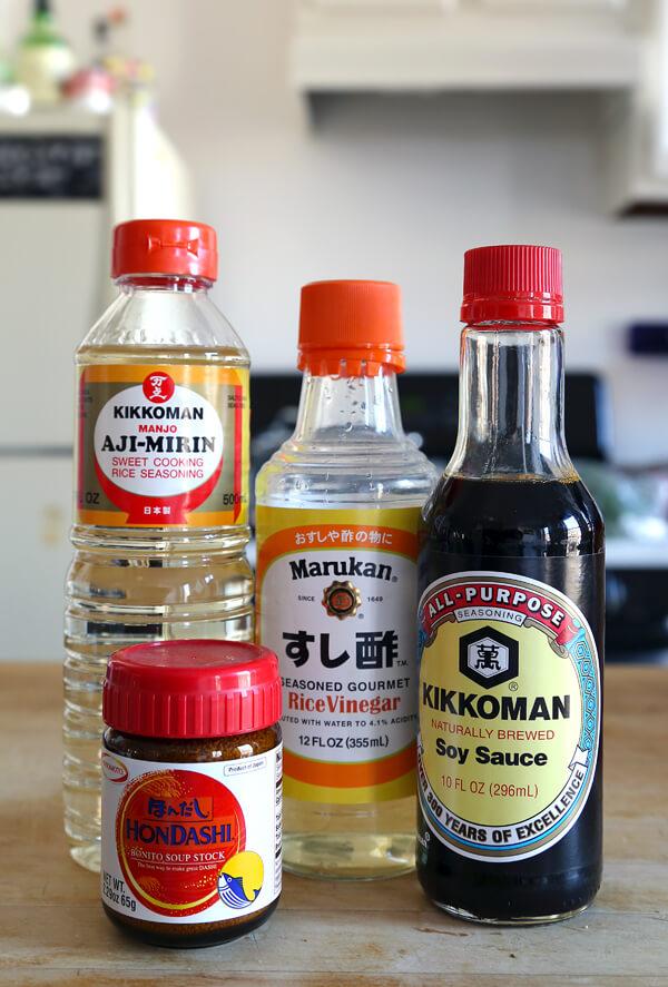 seaweed dressing ingredients