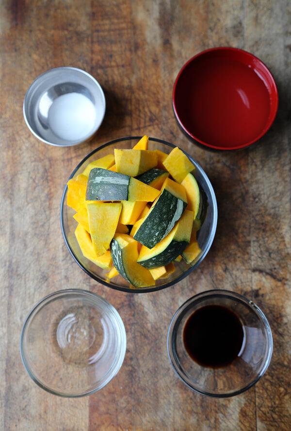 kabocha-ingredients