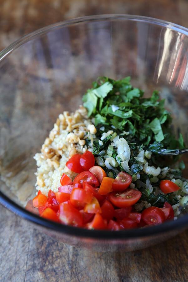 quinoa-tossed