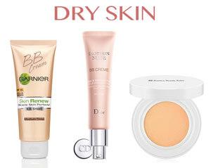 best cc cream for dry skin