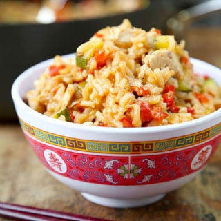 one-pan-chicken-fried-rice320