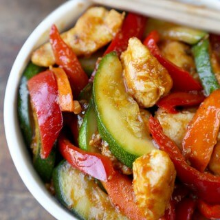 easy-hunan-chicken