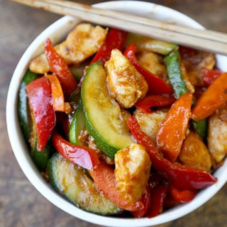 Hunan chicken recipe pickled plum food and drinks forumfinder Gallery