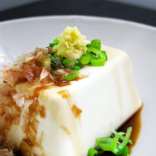 hiyayakko japanese tofu recipe