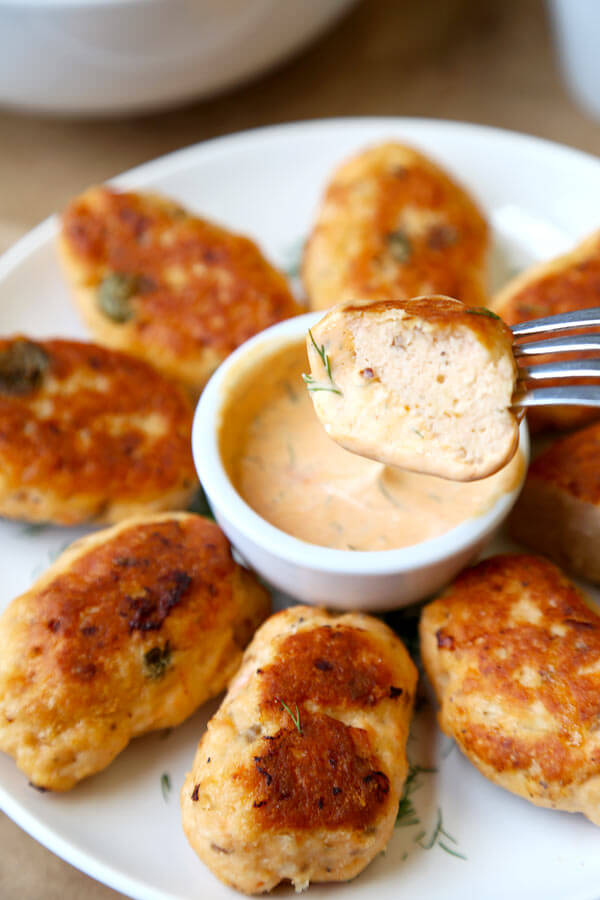 Mayo Sauces For Fish Cakes