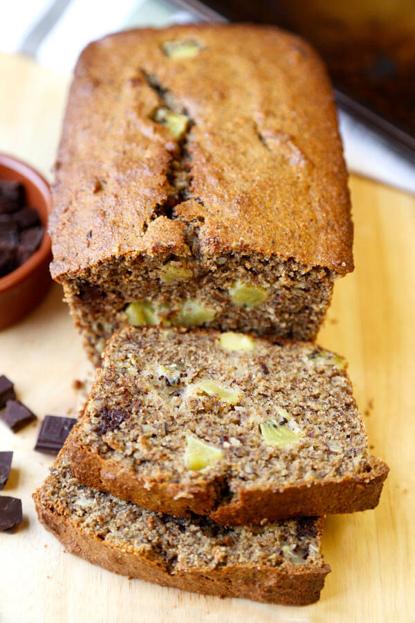 Healthy banana bread recipe pickled plum food and drinks healthy banana bread recipe forumfinder Image collections