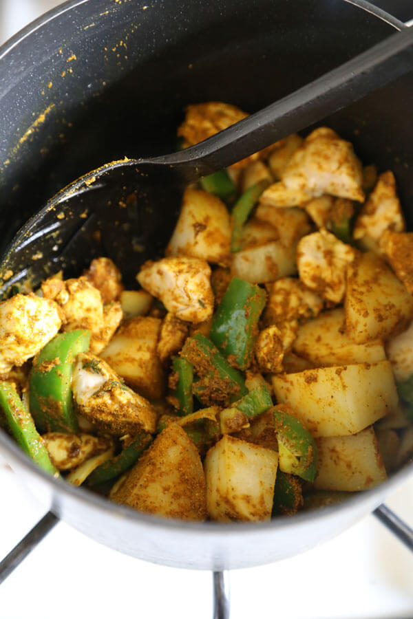 vegetables-with-curry-powder