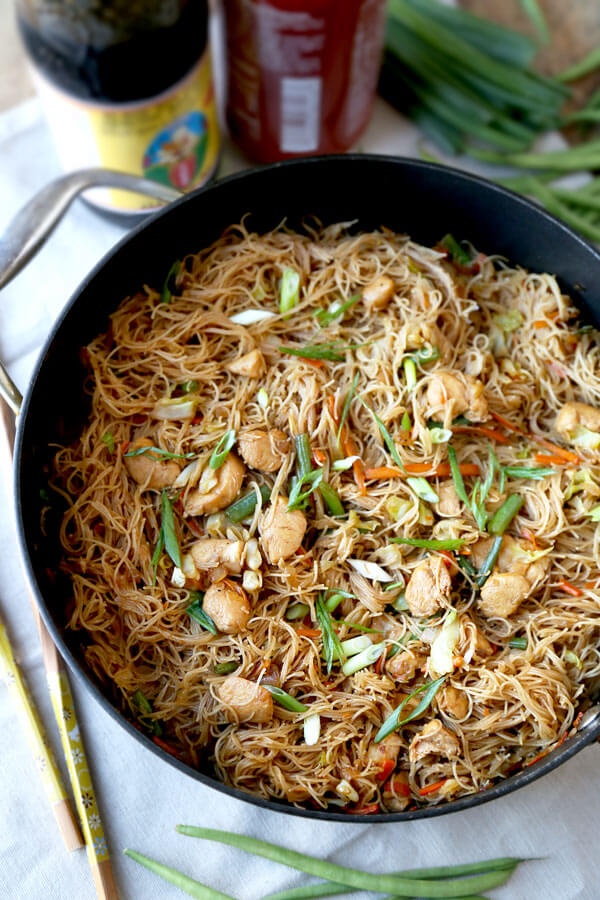Bihon pancit recipe filipino pickled plum food and drinks pancit recipe filipino forumfinder Image collections