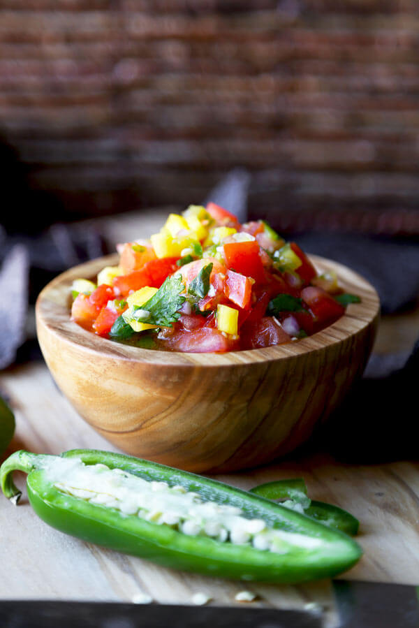 recipe: sweet and spicy salsa recipe easy [39]