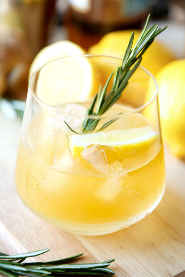 how to order a whiskey sour