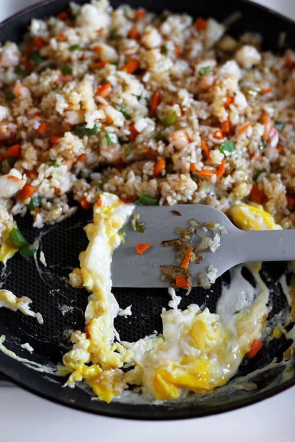 egg-in-pan