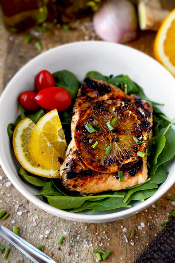 recipe: ginger lime salmon marinade [16]