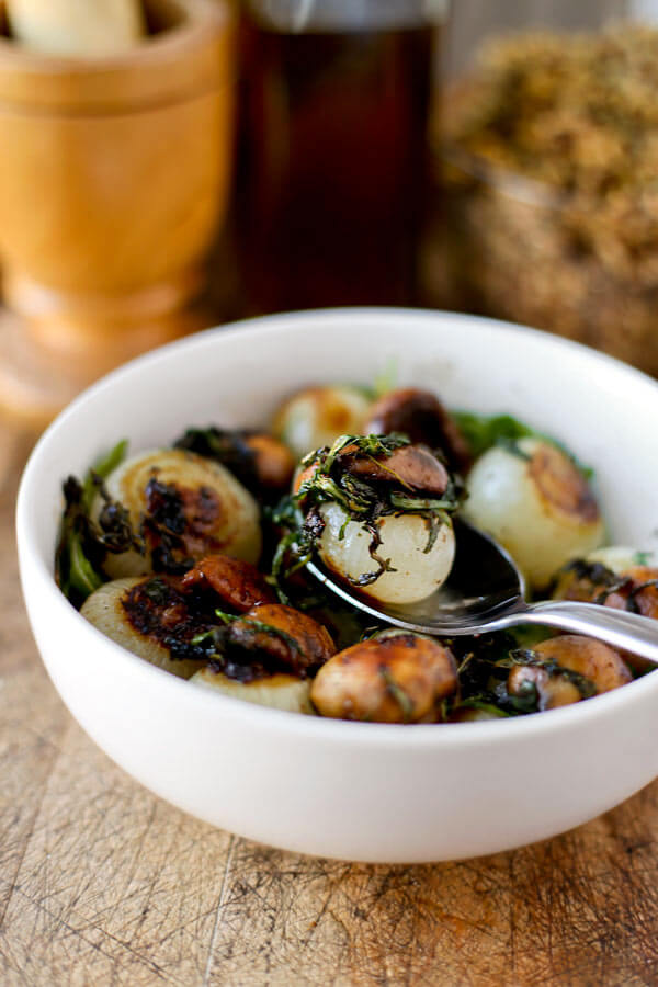 Pearl onion recipes easy