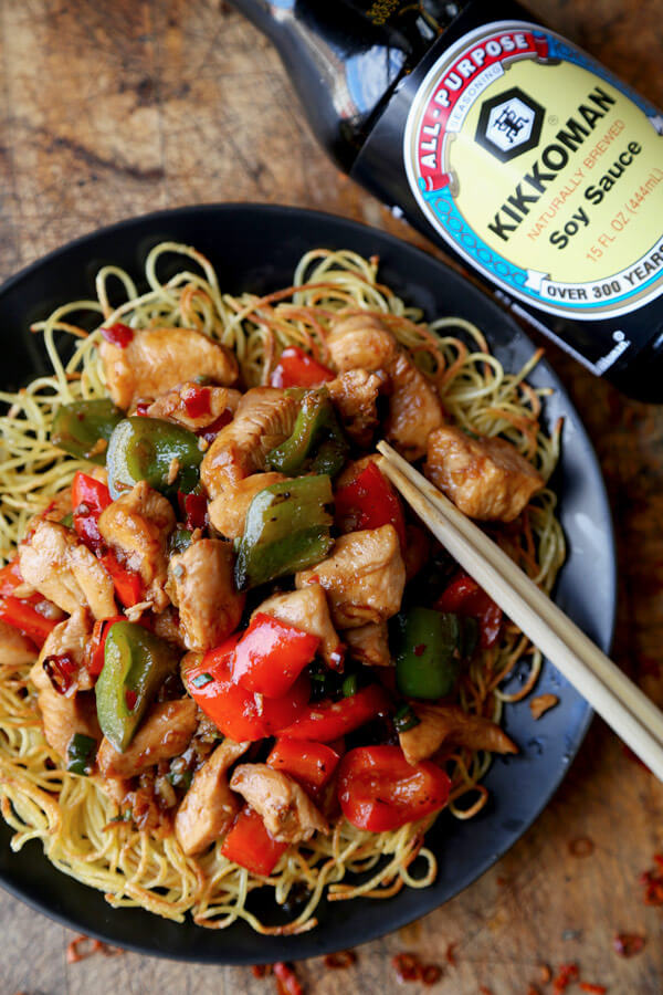 Long Life Kung Pao Chicken - Pickled Plum Food And Drinks