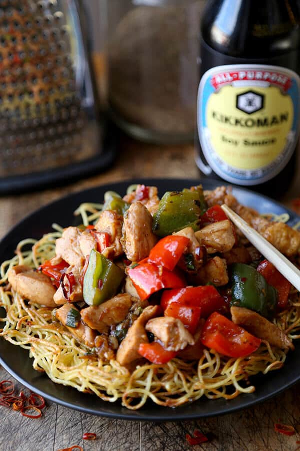 Long life kung pao chicken pickled plum food and drinks long life kung pao chicken forumfinder Choice Image