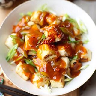 General Tso Tofu Recipe