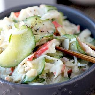 Kani Salad – カニ サラダ