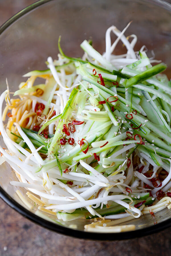 10 Best Cold Asian Noodle Salad Recipes - yummlycom