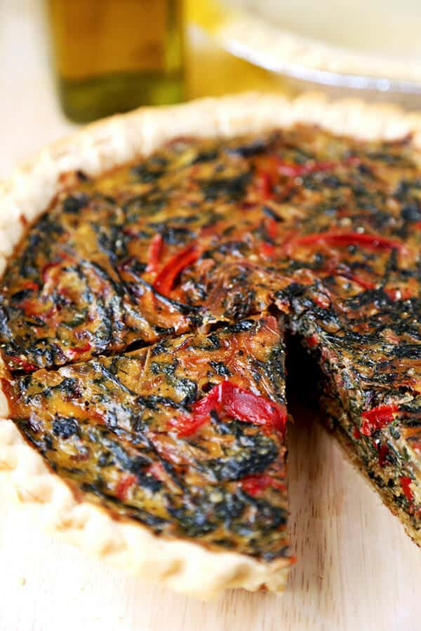 gruyere pizza recipes dishmaps swiss chard garlic and gruyere pizza ...