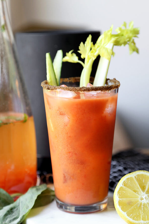 Gazpacho Bloody Mary - A fresh and zesty Gazpacho Bloody Mary Recipe ...