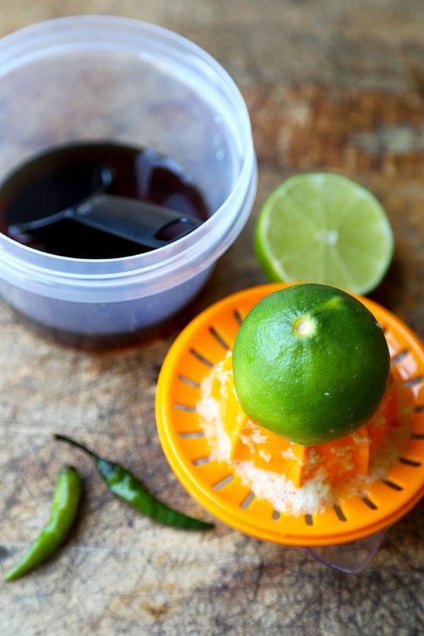 lime-and-sauce