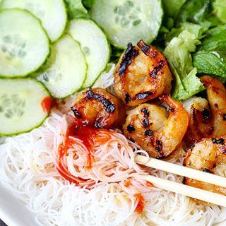 Shrimp Bun Cha Recipe