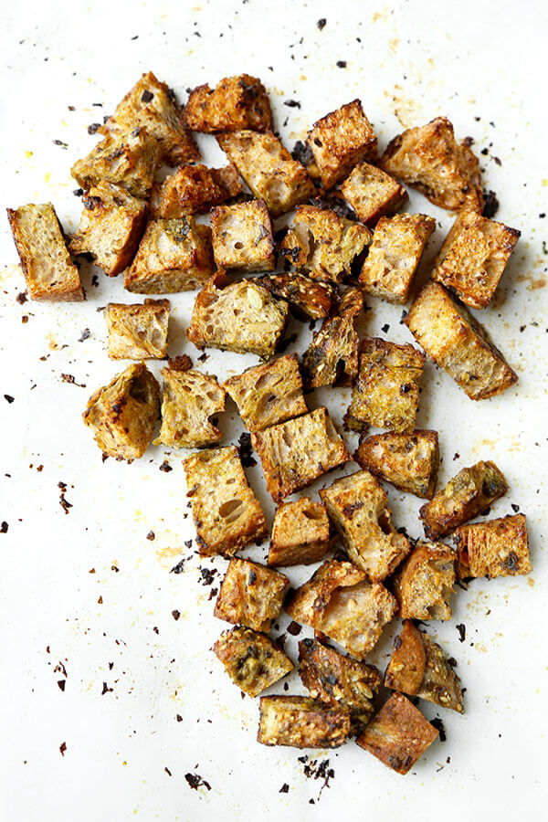 baked-croutons