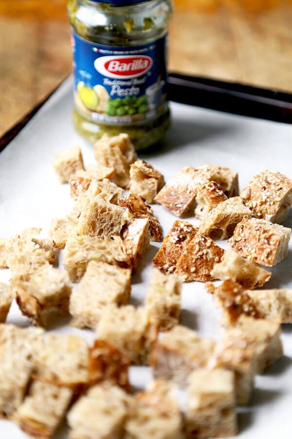 bread-with-pesto