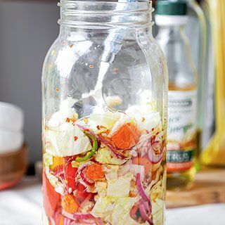 Spicy Pickled Vegetables Recipe