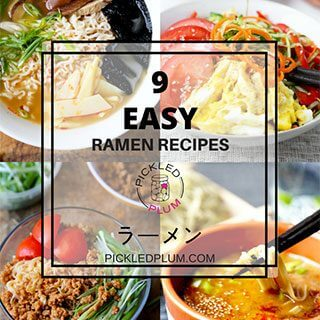 9 Easy Ramen Noodle Recipes