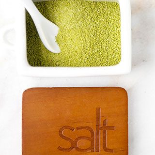 Matcha Tea Salt