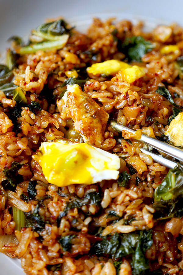 Kimchi fried rice pickled plum food and drinks kimchi fried rice whip up this quick and easy kimchi fried rice in less than ccuart
