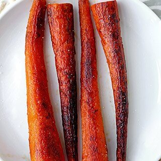 The Best Carrot Steaks