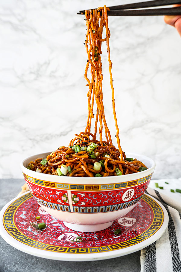 Aromatic sour egg noodles pickled plum food and drinks aromatic sour egg noodles forumfinder Image collections