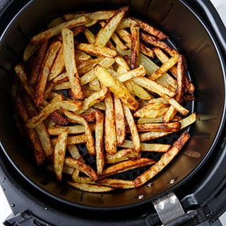 The Best Air Fryer French Fries